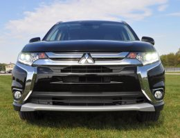 HD First Drive Video + Photoshoot - 2016 Mitsubishi Outlander 3.0 GT S-AWC