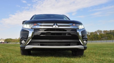 2016 Mitsubishi Outlander 3.0 GT S-AWC Review 60