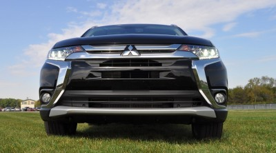 2016 Mitsubishi Outlander 3.0 GT S-AWC Review 61