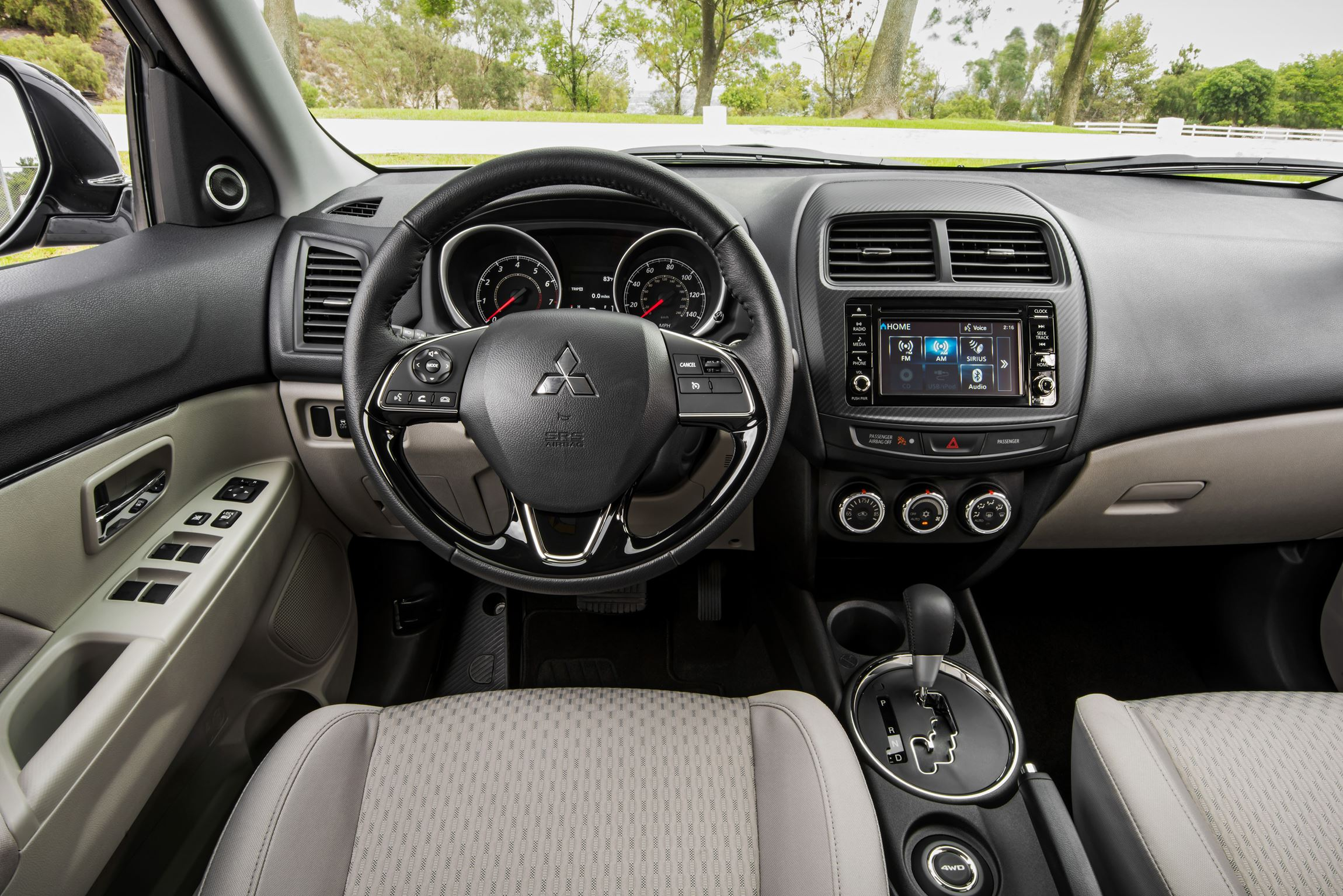 2016 Mitsubishi Outlander Sport Official Debut Shows New Nose Cabin And Colors