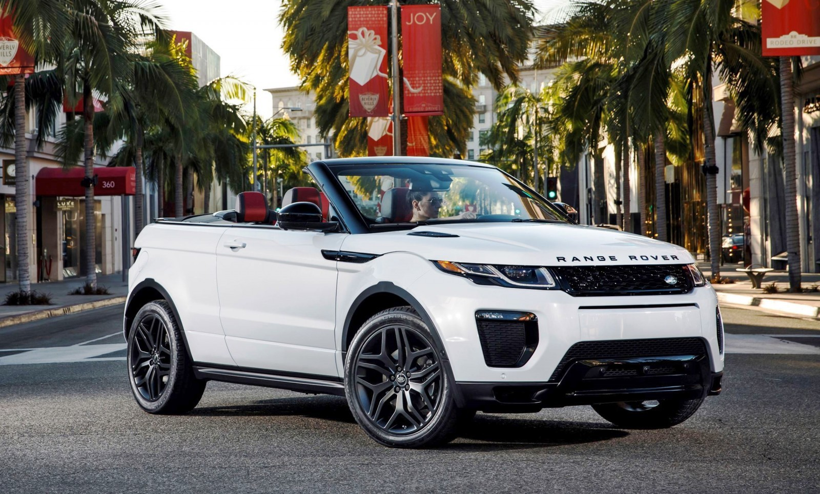 2016 range rover evoque convertible la. Black Bedroom Furniture Sets. Home Design Ideas