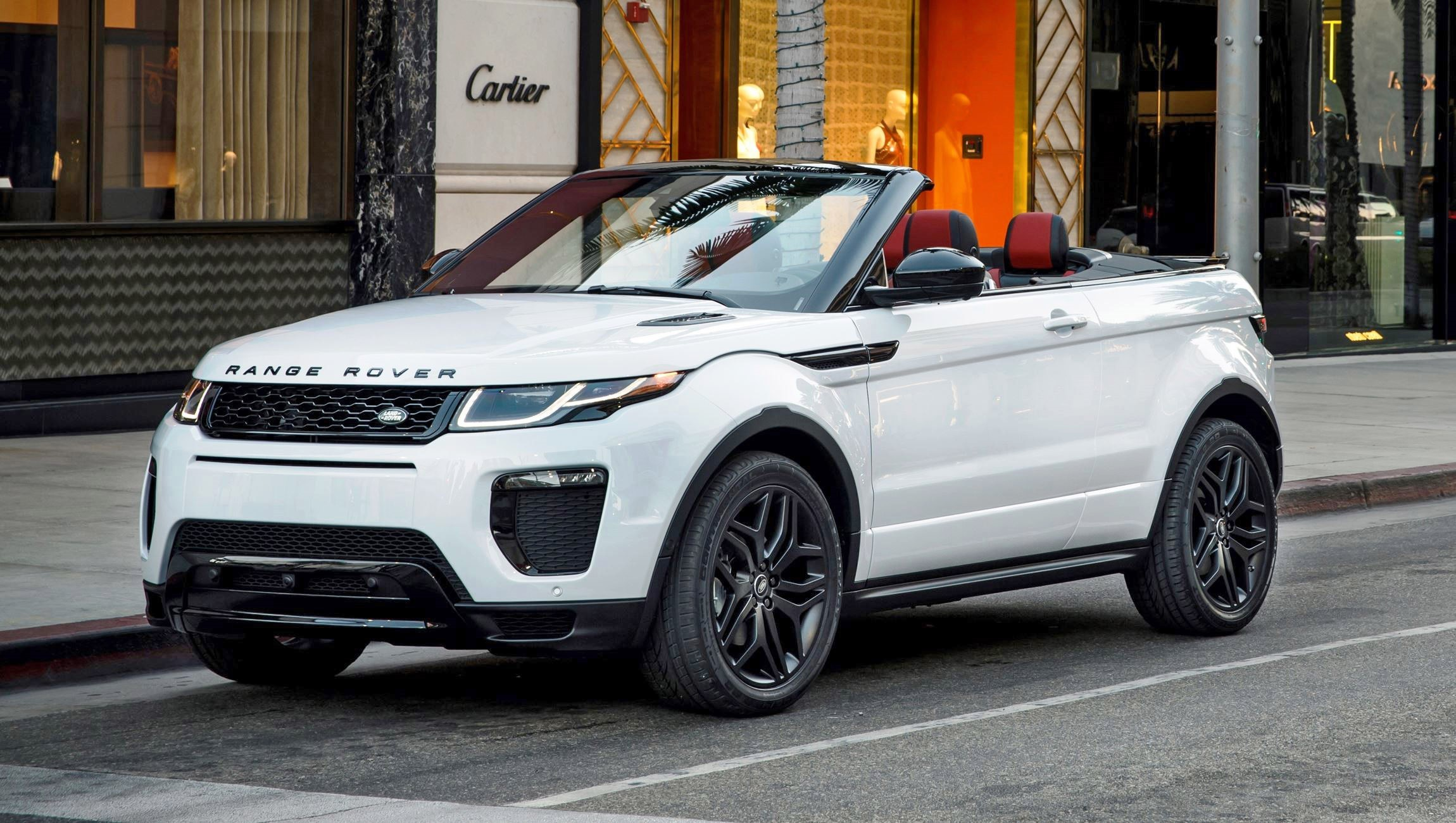 2016 range rover evoque convertible la 28. Black Bedroom Furniture Sets. Home Design Ideas