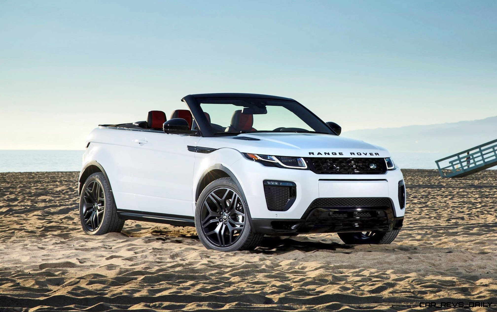 2016 range rover evoque convertible la 7 car revs. Black Bedroom Furniture Sets. Home Design Ideas