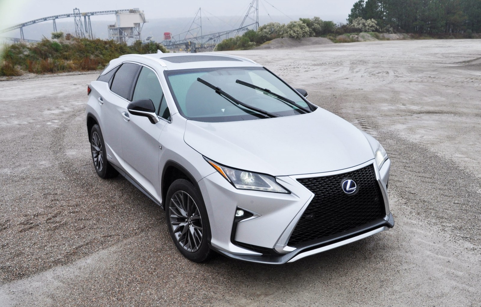 new 2016 lexus rx 450h will have better mileage autos post. Black Bedroom Furniture Sets. Home Design Ideas