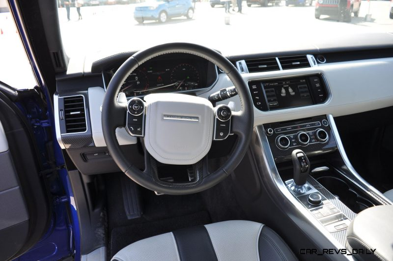 2016 Range Rover Sport SVR 6