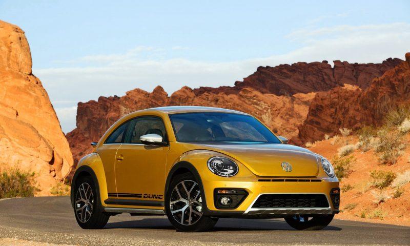 2016 Volkswagen Beetle DUNE Editions 1