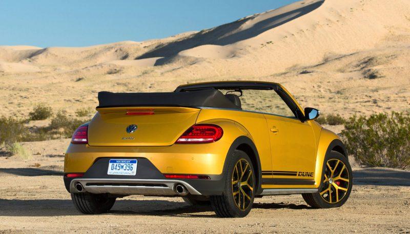 2016 Volkswagen Beetle DUNE Editions 10