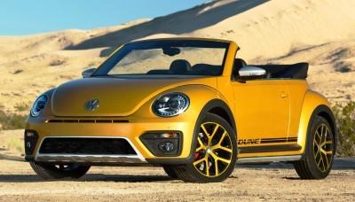 2016 Volkswagen Beetle DUNE Editions 5
