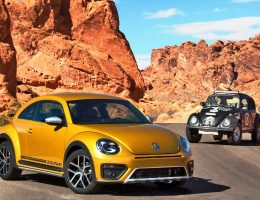 2016 Volkswagen Beetle DUNE Editions – Hitting Sand in Hard or Soft Tops Next Year!