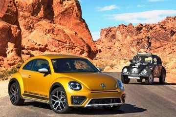 2016 Volkswagen Beetle DUNE Editions - Hitting Sand in Hard or Soft Tops Next Year!