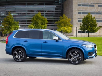 Volvo XC90 R-Design - model year 2016
