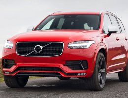 2016 Volvo XC90 T8 R-Design Flagships Arriving Now – 472 Torques, Priced from $69k