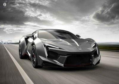 2016 W Motors FENYR SuperSport 30