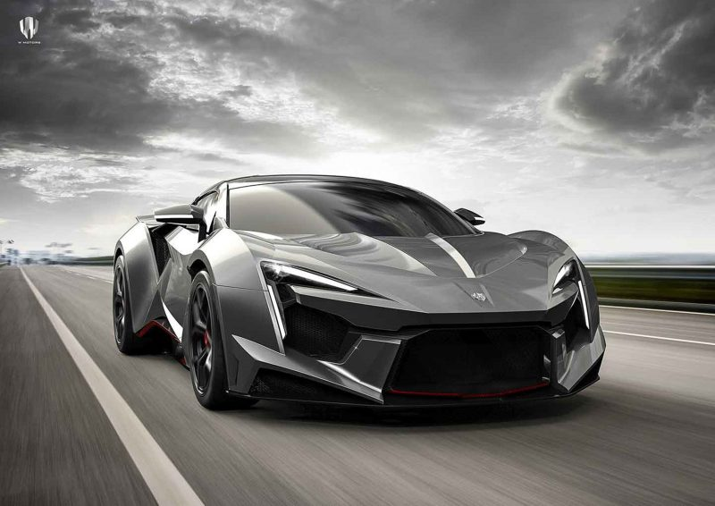 2016 W Motors FENYR SuperSport 30