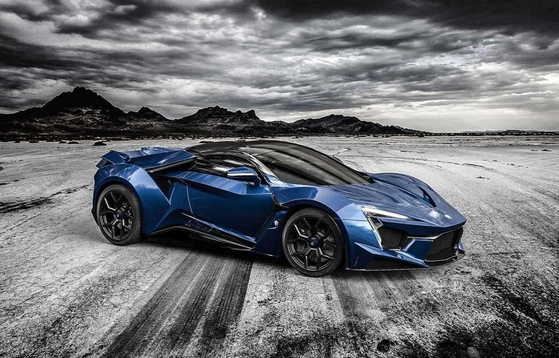 2016 W Motors FENYR SuperSport 32