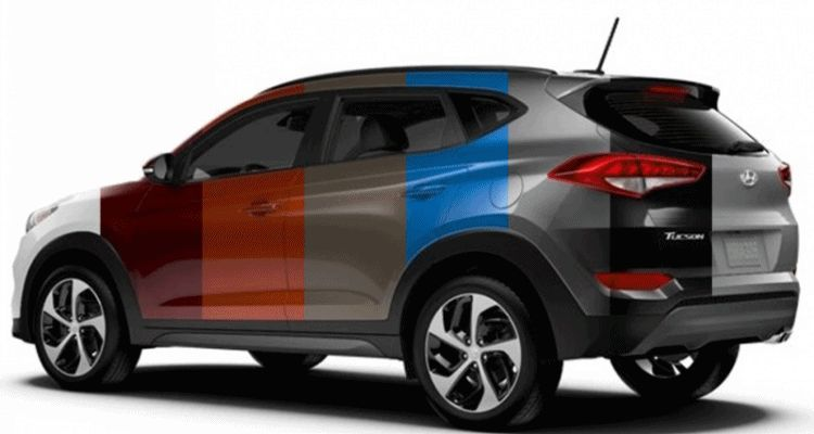 2016 tucson scrolling animated colors
