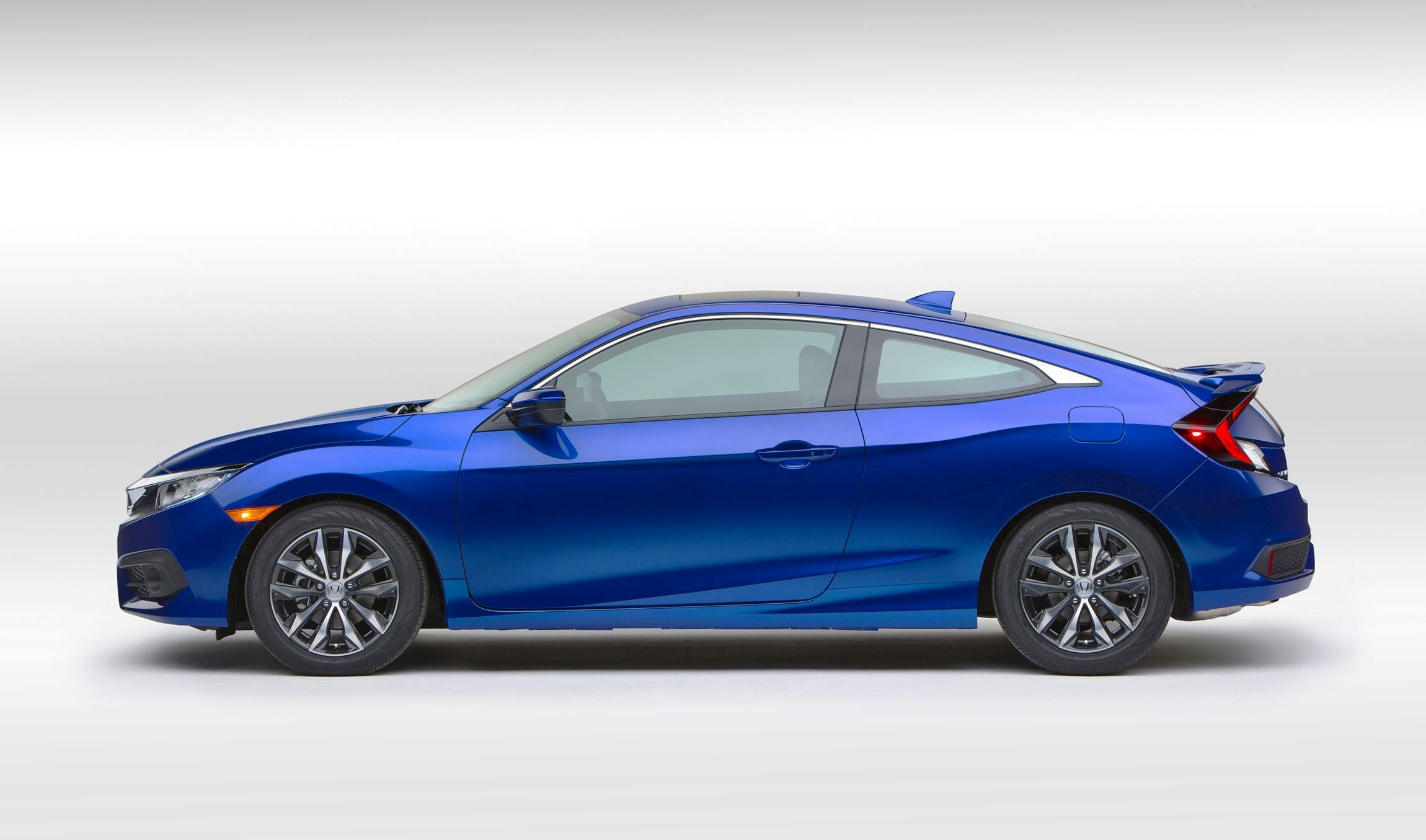 Los Angeles Auto Show 2017 >> 2016 Honda CIVIC Coupe Reveal - Big Style, Power from ...
