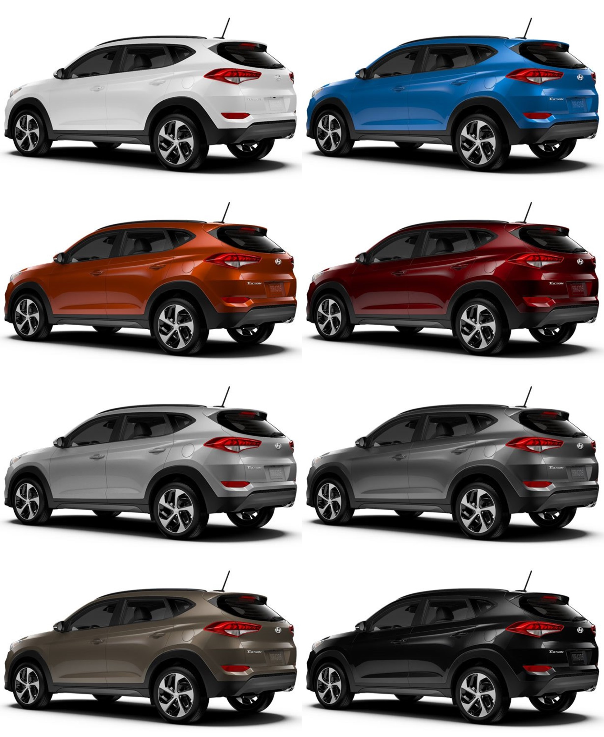 2016 Hyundai Tucson Review - photos | CarAdvice |Orange Hyundai Tucson 2016