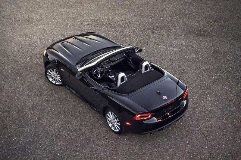 2017 FIAT 124 Spider 21