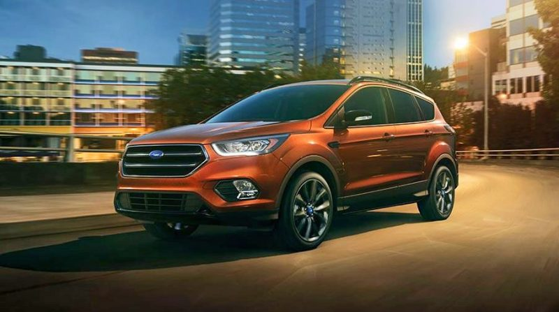 2017 Ford Escape 17