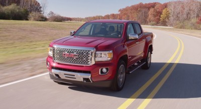 2017 GMC Canyon DENALI 14