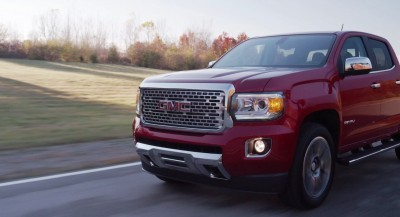 2017 GMC Canyon DENALI 4