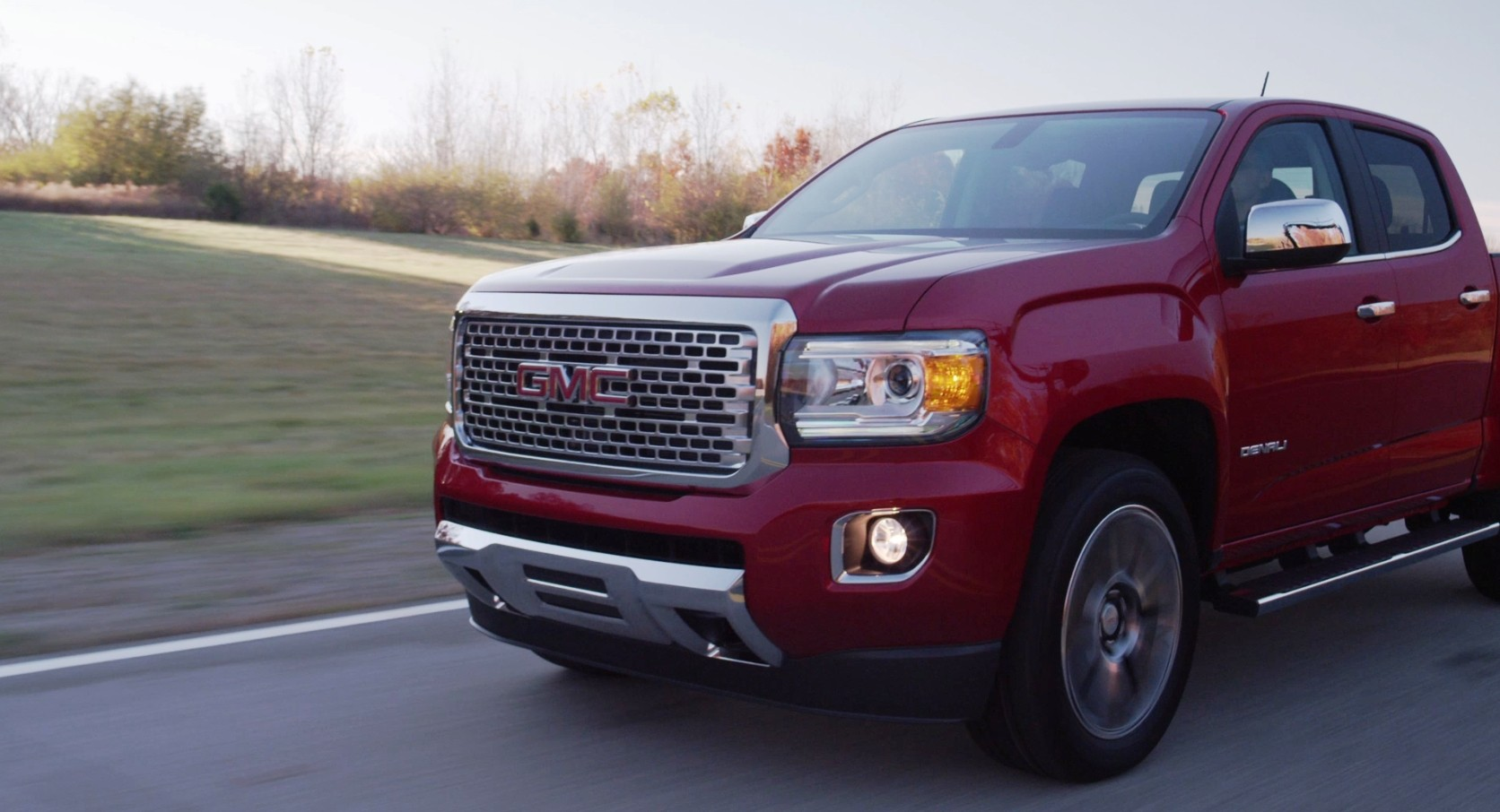 Model 2017 GMC Canyon DENALI 4  CarRevsDailycom