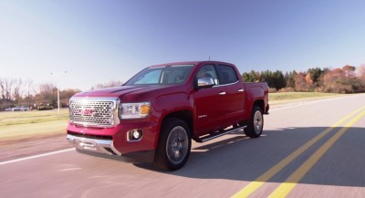 2017 GMC Canyon DENALI 7