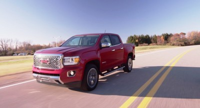 2017 GMC Canyon DENALI 8
