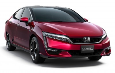 2017 Honda CLARITY FUEL CELL 1