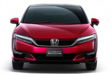 2017 Honda CLARITY FUEL CELL 2
