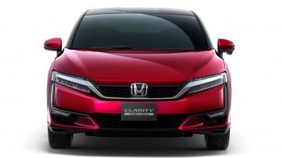 2017 Honda CLARITY FUEL CELL 2