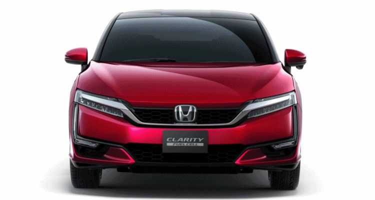2017 Honda CLARITY FUEL CELL 32