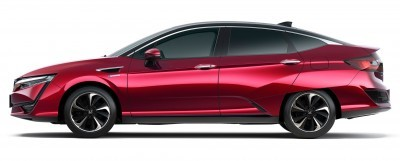 2017 Honda CLARITY FUEL CELL 4