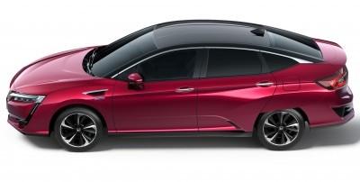 2017 Honda CLARITY FUEL CELL 5