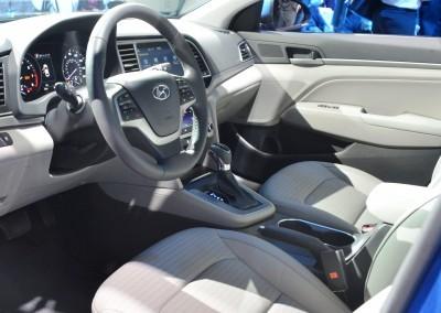 2017 Hyundai ELANTRA Sedan 1
