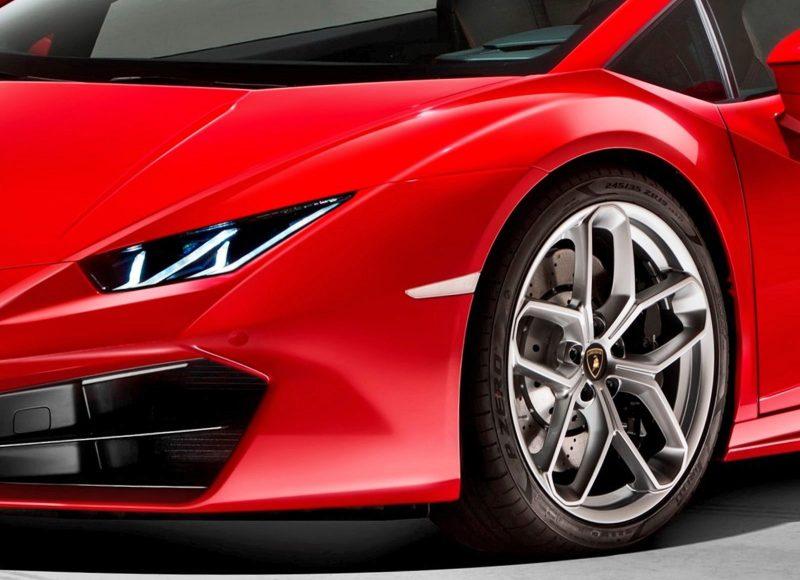 2017 Lamborghini Huracan LP580-2 1