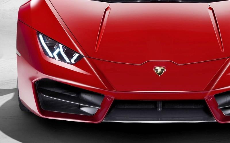 2017 Lamborghini Huracan LP580-2 11