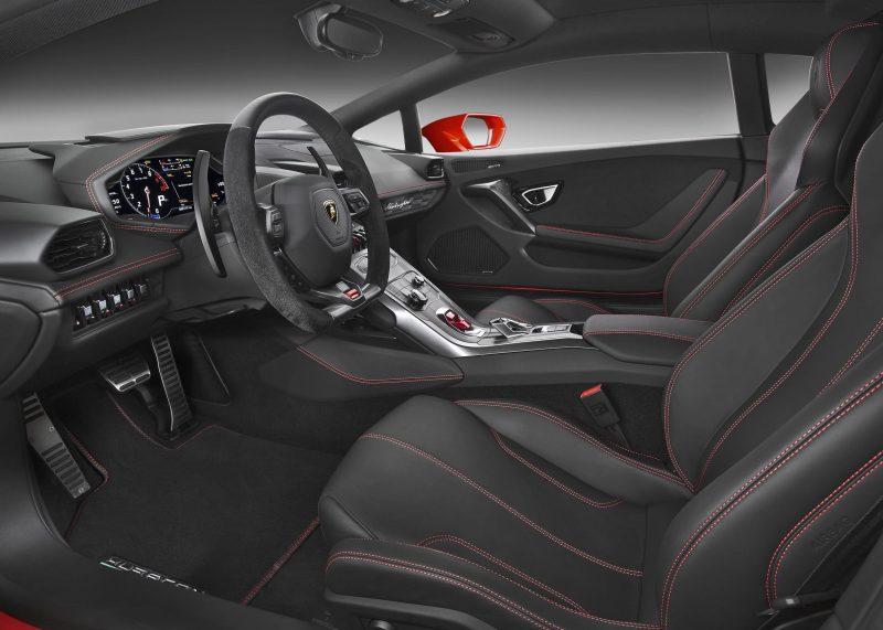 2017 Lamborghini Huracan LP580-2 12