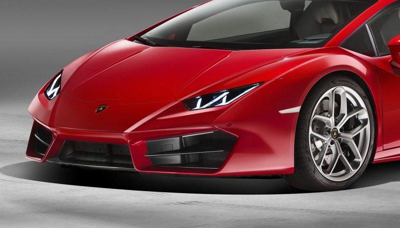 2017 Lamborghini Huracan LP580-2 2
