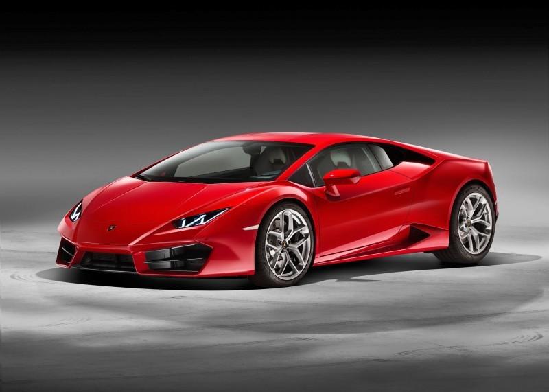 2017 Lamborghini Huracan LP580-2 5