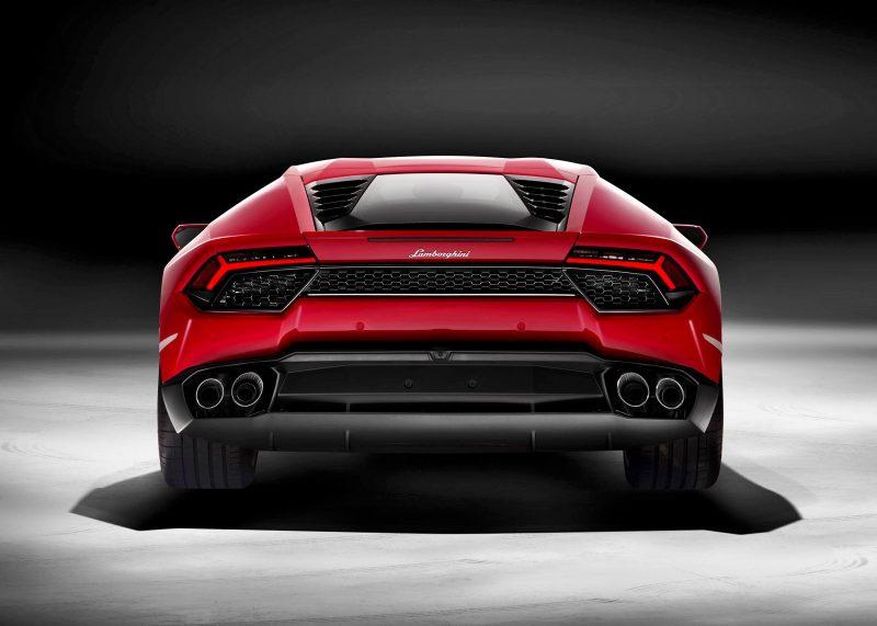 2017 Lamborghini Huracan LP580-2 6