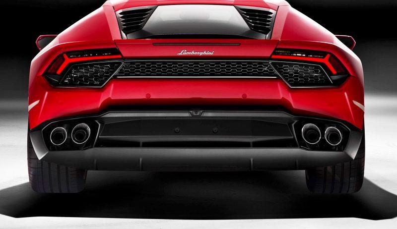 2017 Lamborghini Huracan LP580-2 7