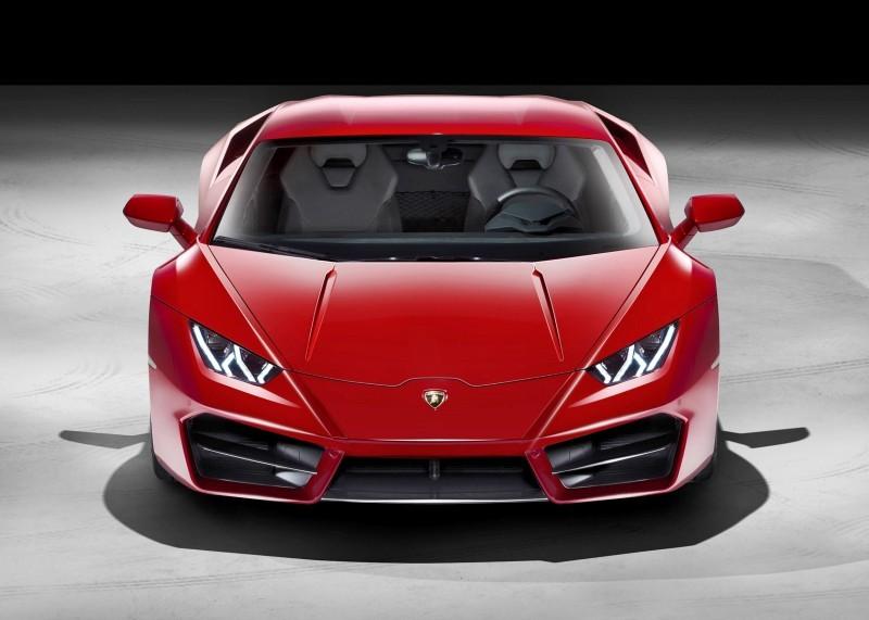 2017 Lamborghini Huracan LP580-2 9