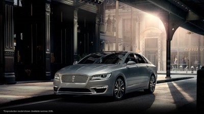 2017 Lincoln MKZ 1