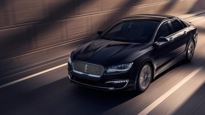 2017 Lincoln MKZ 23