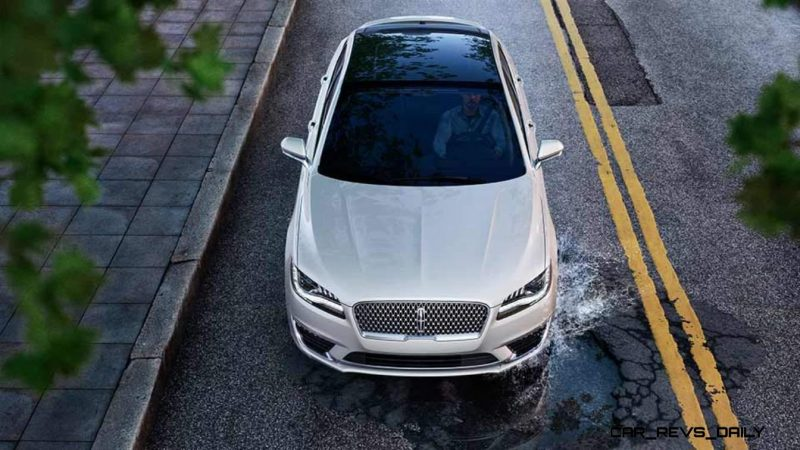 2017 Lincoln MKZ 25