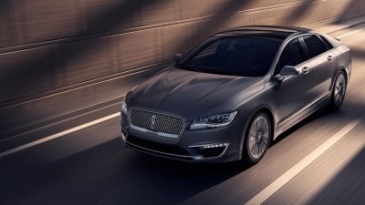 2017 Lincoln MKZ 27