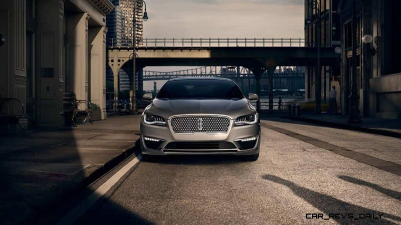 2017 Lincoln MKZ 28