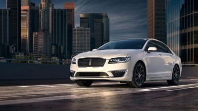 2017 Lincoln MKZ 3